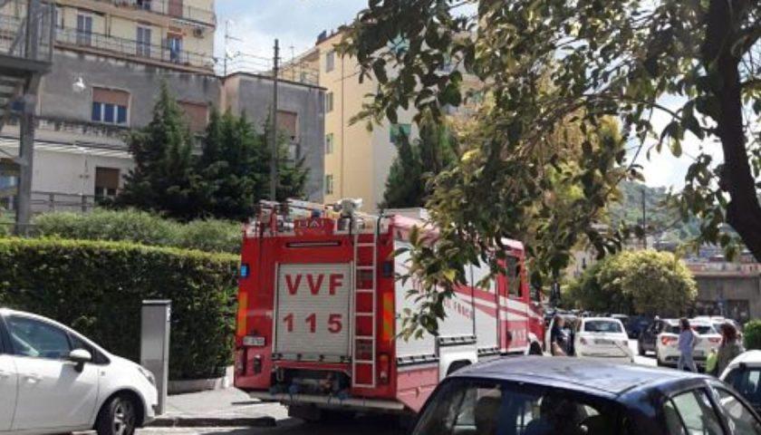 Vigili del Fuoco mobilitati a Salerno per una persona scomparsa
