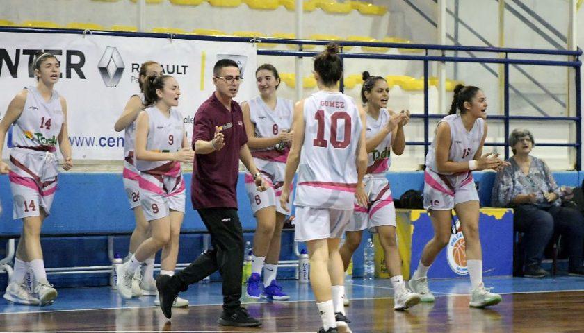Todis Salerno stende JuveCaserta e chiude al meglio il girone d'andata