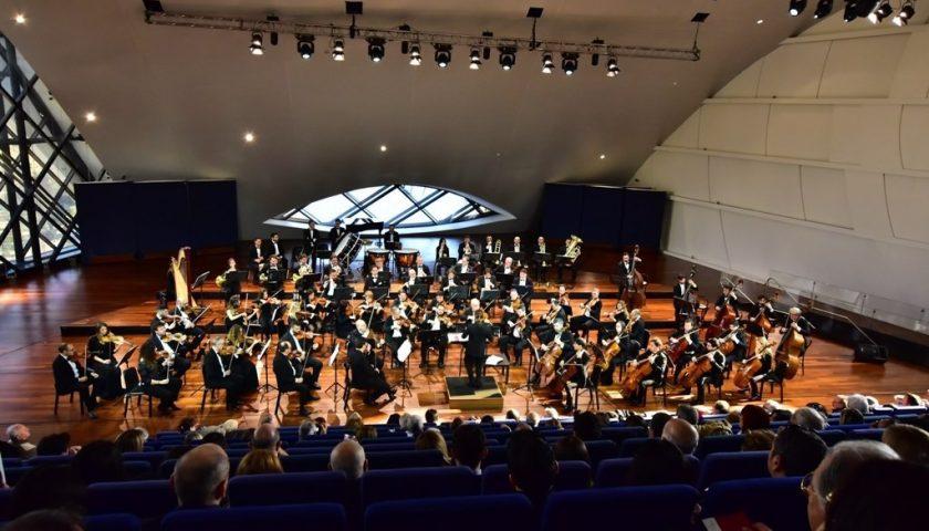 A Ravello il Concerto di Capodanno con l'Orchestra Filarmonica Salernitana