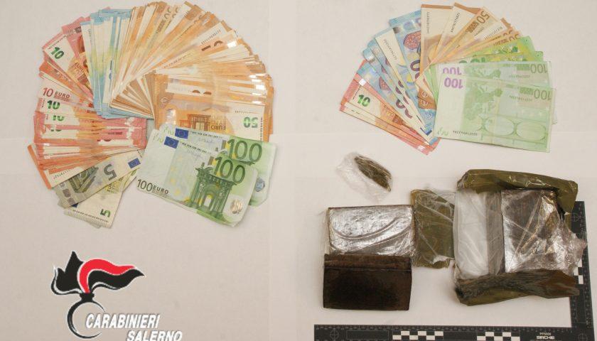 Detenzione ai fini di spaccio di sostanze stupefacenti, arrestato 34enne