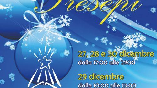 """A Salerno """"Arbostella di Natale 2019"""" mostra di presepi presso la Parrocchia Gesù Risorto."""