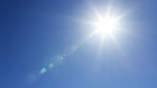 Fine settimana con il caldo dal nord Africa