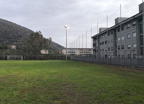 Inaugurato a Sant'Eustachio il campo sportivo XXIV Maggio, il sindaco: «Avanti con la tradizione calcistica»