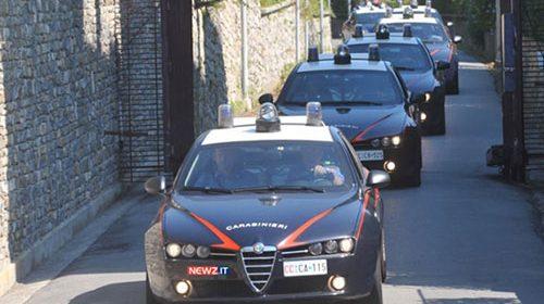 Spaccio di droga dal Casertano al Cilento: ecco i nomi degli arrestati