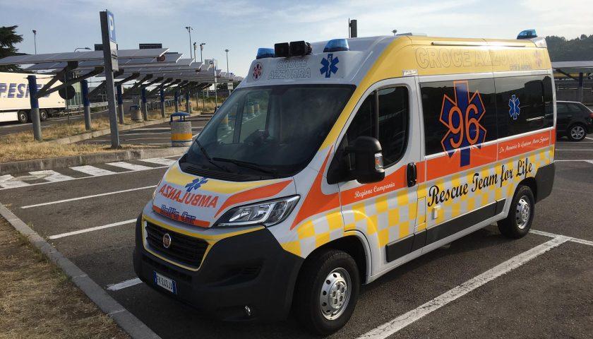 Capaccio, stop definitivo per Croce Azzurra