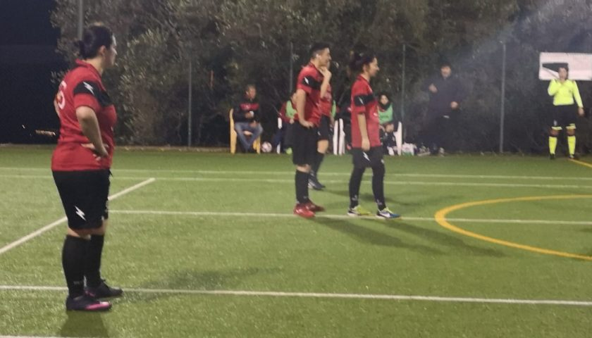 Calcio a cinque femminile: La Folgore Acquavella vince ancora, superato il Policastro