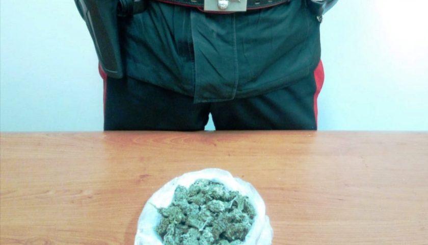 Spaccio di droga a Sala Consilina, arrestato un 29enne