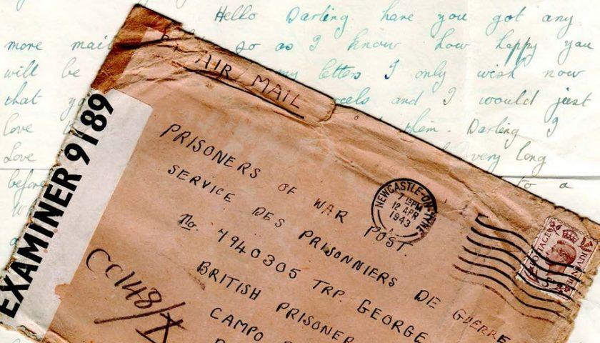 La lettera di Natale del soldato prigioniero arriva ai nipoti con 75 anni di ritardo