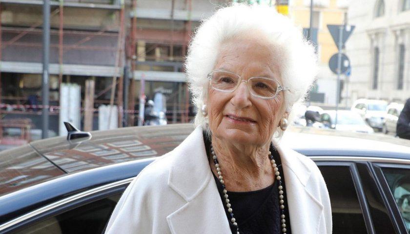 Scafati, Liliana Segre è diventata cittadina onoraria tra gli applausi dell'aula consiliare