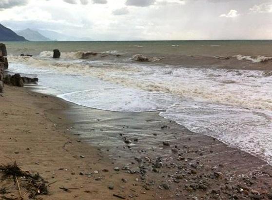 Maltempo: disagi anche sul litorale cilentano
