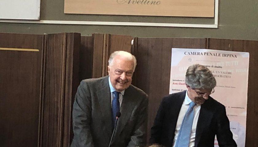 Penalisti in lutto, muore ad Avellino l'avvocato Massimo Preziosi