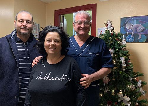 Dopo 9 anni di attesa e 4 aborti, due gemelli per la 45enne salernitana Giusy Pastore