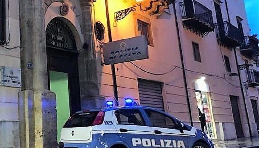 Droga al rione Carmine, irruzione della polizia in un appartamento: arrestato un 22enne