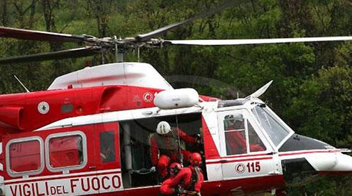 Reparto volo vigili del fuoco in emergenza, interrogazione di Enzo Fasano (Forza Italia)