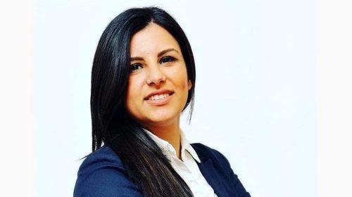 La salernitana Roberta D'Amico è la vicesegretaria nazionale del Movimento Giovanile della Sinistra