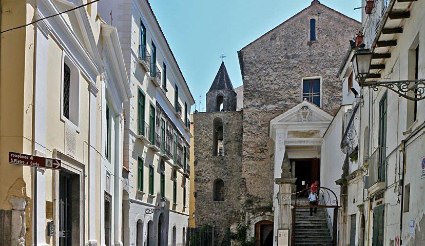 CON GLI OCCHI DEGLI ALTRI: Mostra e video a San Pietro a Corte nel centro storico di Salerno