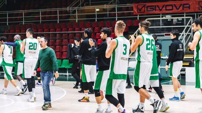 Basket, nel girone della Virtus Arechi non omologata la vittoria della Scandone Avellinocontro il Corato