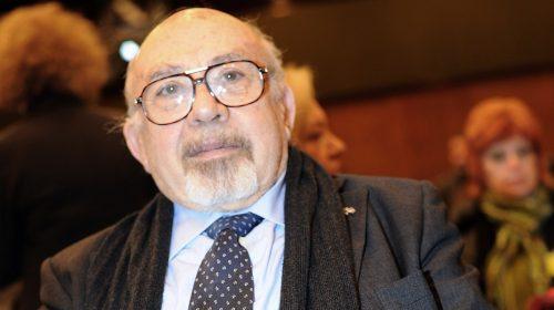 Muore a Roma Piero Terracina, uno degli ultimi sopravvissuti di Auschwitz