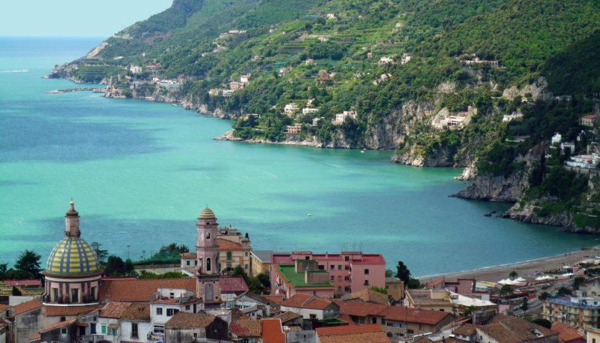 Spiagge libere a Vietri sul Mare, 1 euro per l'ingresso ai non residenti