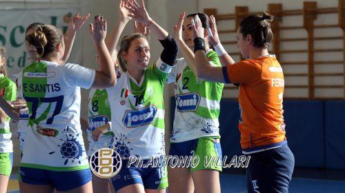 Una incerottata Jomi Salerno vince a Ferrara