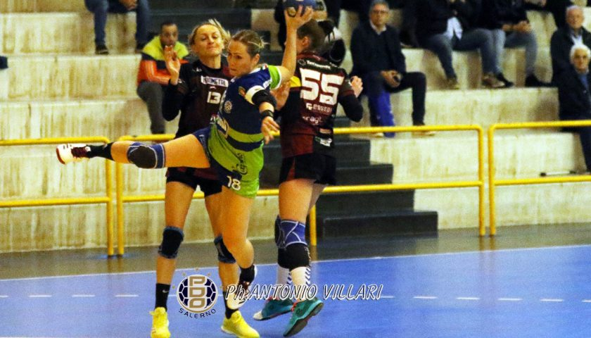 Jomi Salerno, da domani è Qualification Round di Coppa Italia: si parte sabato contro Leno