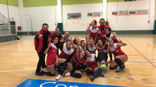 Prova di forza della Re Lions Sport Salernum, Convergenze  Volley Agropoli ko
