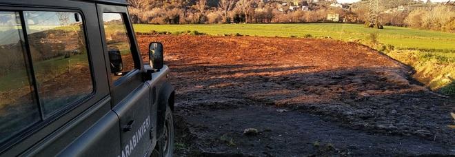 Smaltimento illecito di rifiuti,  sequestrato allevamento ad Altavilla Silentina