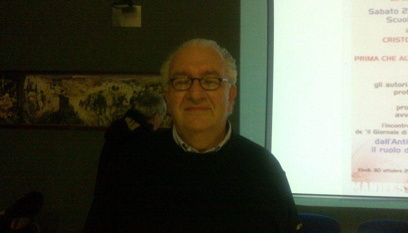Ubaldo Baldi nuovo presidente dell'Associazione salernitana dei partigiani
