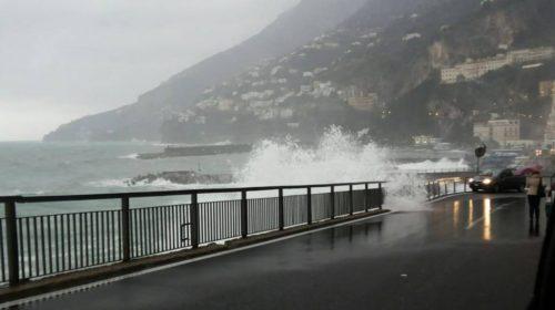 Meteo per domani, piogge e temporali in Campania