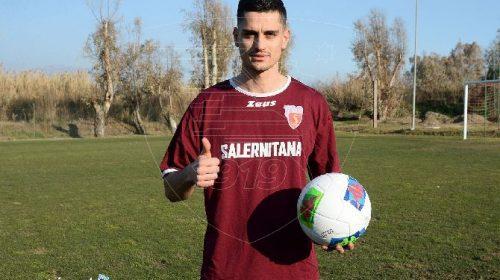 UFFICIALE – Felipe Curcio è un giocatore della Salernitana