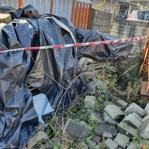 Gestione illecita di rifiuti, sequestrata azienda a Contursi Terme