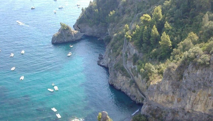 Consolidamento dei costoni rocciosi ad Amalfi: pubblicato un bando da 600mila euro