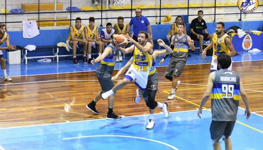 Passo falso del Basket Bellizzi contro il Basket Venafro