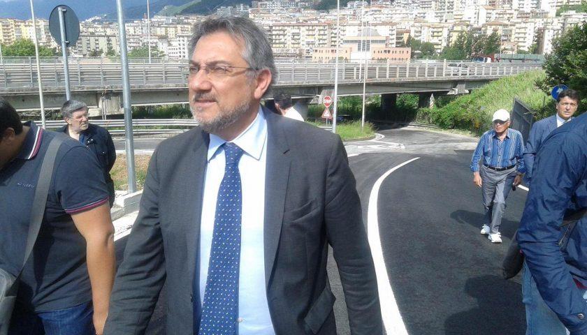 """Salerno Est, l'assessore De Maio lancia stoccate ad Agostino Gallozzi: """"Lo farà il Comune"""""""