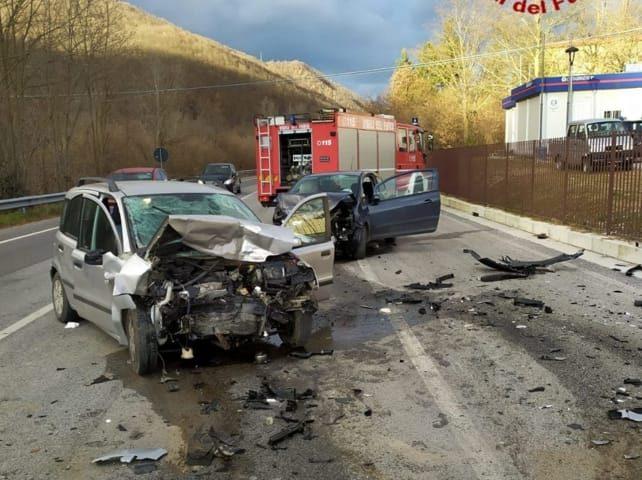 Incidente in provincia di Rieti, muore una 70enne di Roscigno