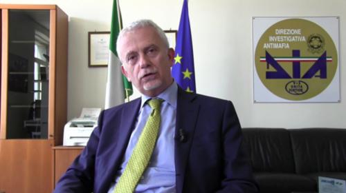 Giuseppe Borrelli nuovo capo della Procura della Repubblica di Salerno