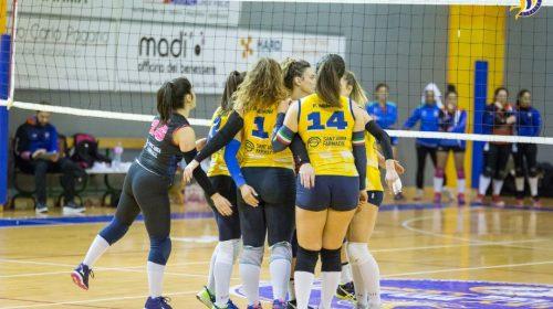 Volley Bellizzi corsaro, netto successo sul campo dell'Arzano