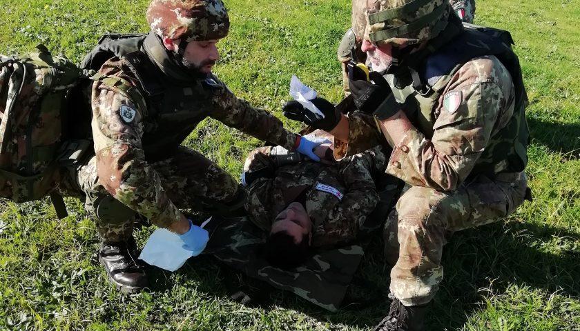Salerno: concluso con successo il Corso di Prima Nomina del Corpo Militare Volontario della Croce Rossa Italiana