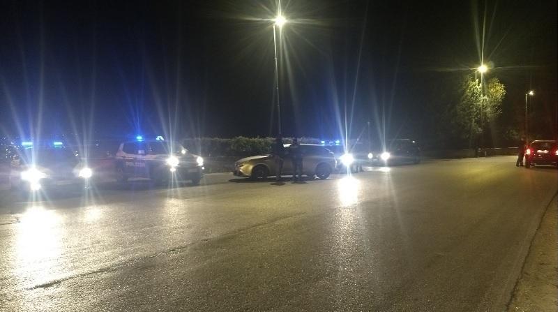 La Polizia di Stato intensifica il controllo del territorio nelle zone centrali e periferiche della città