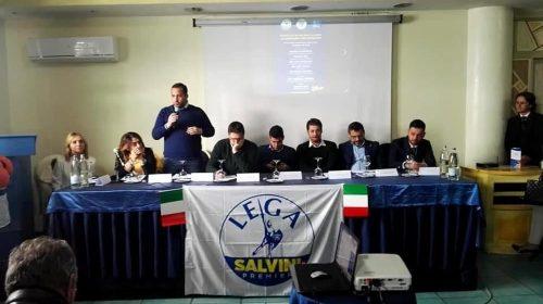"""Da Salerno parte la sfida per le regionali, la Lega: """"Noi pronti per l'alternativa a De Luca"""""""