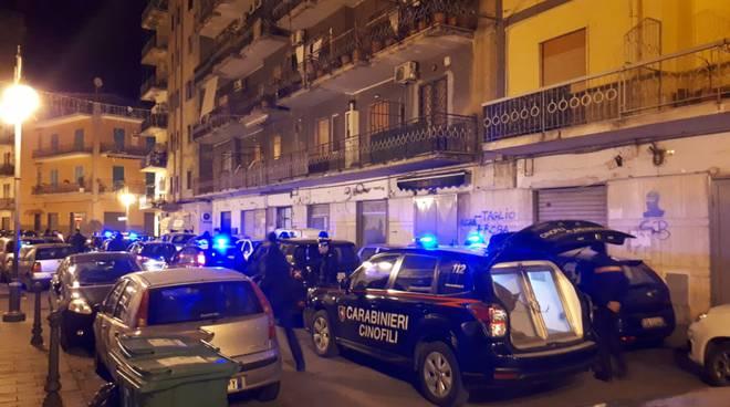 Market della droga a Pagani, ecco i nomi dei coinvolti nell'operazione dei carabinieri