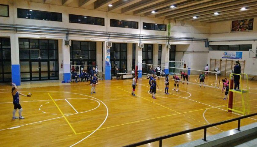 Saledil Guiscards, il team volley tiene testa a Pozzuoli ma alla fine vince la capolista
