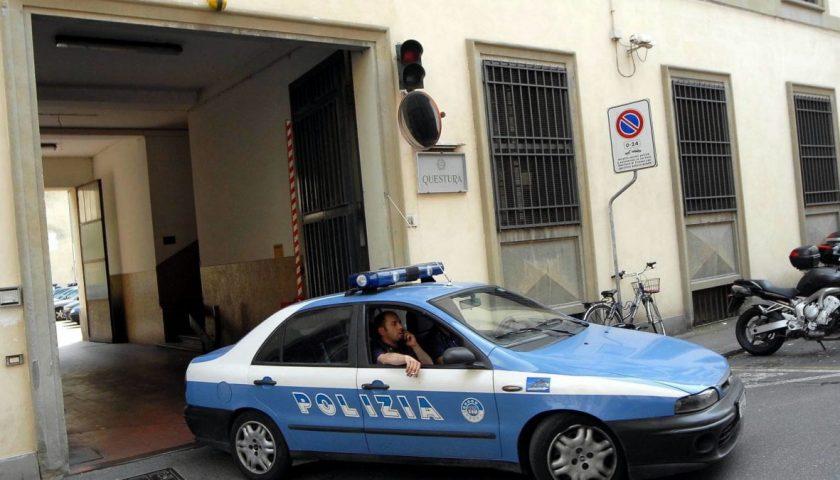 Tentato furto alla galleria Posidonia a Torrione, indaga la Polizia