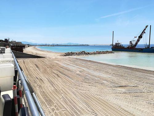 Ripascimento della costa, il Tar blocca i lavori: accolto il ricorso della Cem di Napoli