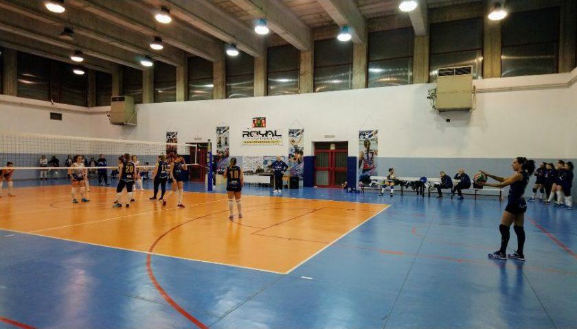 Saledil Guiscards, il campionato di Serie C femminile del team volley riparte da Pomigliano