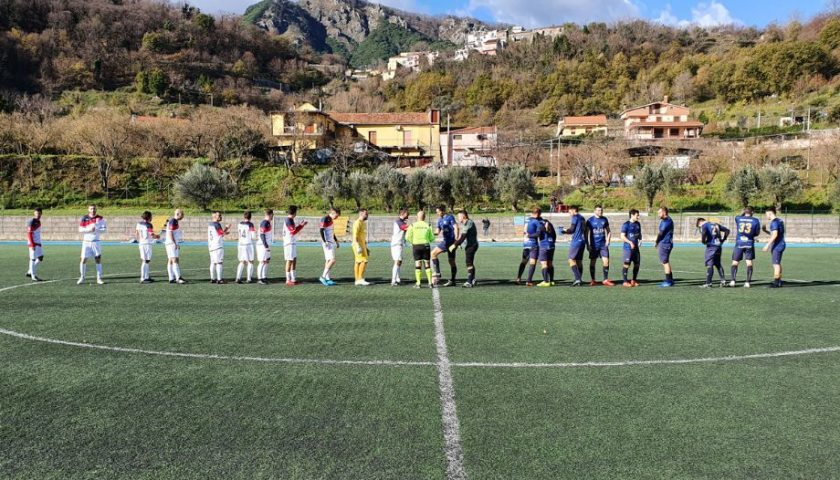 Polisportiva Salerno Guiscards, il team calcio si rilancia in classifica