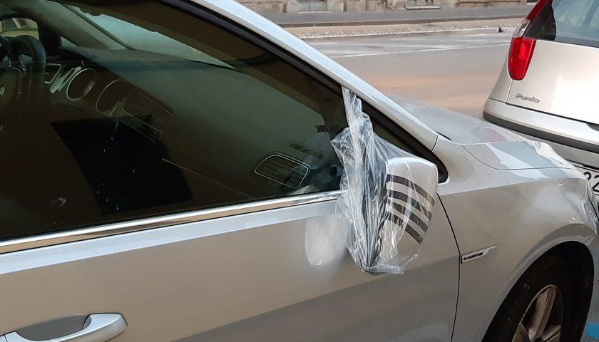 Vandali anche durante le feste a Cava de' Tirreni: ancora auto danneggiate