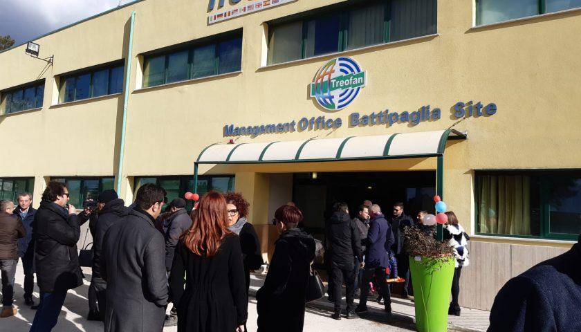 Vertenza Treofan, incontro tra lavoratori e parlamentari Bilotti: «Già chiesto un nuovo incontro al Ministero»