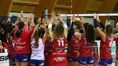 """Volley, l'annuncio di Fabris: """"La stagione è chiusa"""". La P2P Baronissi brinda alla salvezza in A2 femminile"""