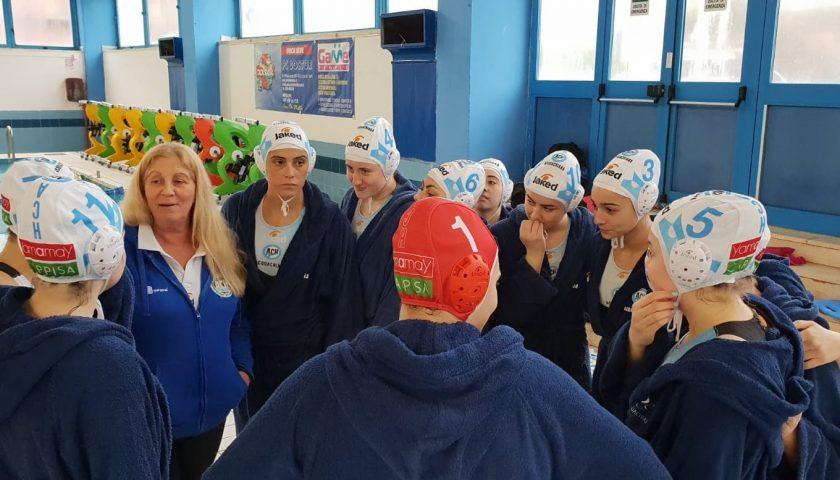 Pallanuoto A2: Esordio vincente per l'Acquachiara alla piscina di Cava de'Tirreni